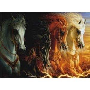 Anatolian . ANA HORSES OF APOCALYPSE 1000PC PUZZ