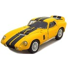 Road legends . RLD 1/18 65 SHELBY COBRA DAYTONA YELLOW