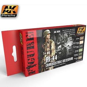 A K Interactive . AKI FIGURE SERIES: M44 CAMO UNIF