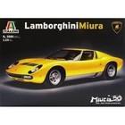 Italeri . ITA 1/24 Lamborghini Miura