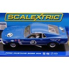 Scalextric . SCT FORD MUSTANG DAN GURNEY