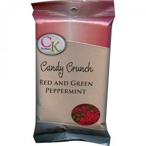CK Products . CKP CANDY CRUNCH RED GRN PEPP