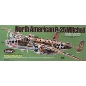 Guillows (Paul K) Inc . GUI NORTH AMERICAN B25 MITCHELL