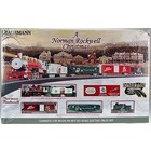 Bachmann Industries . BAC HO NORMAN ROCKWELL CHRISTMAS TRAIN SET