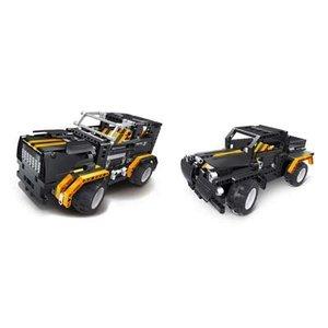 FireFox Toys . FFT R/C BLOCK CAR 2 IN 1 509