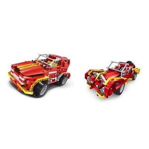 FireFox Toys . FFT R/C BLOCK CAR 2 IN 1 472