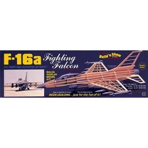 Guillows (Paul K) Inc . GUI F-16 FIGHTING FALCON