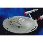 AMT\ERTL\Racing Champions.AMT 1/350 Star Trek Tos Uss Enterprise Smooth Saucer