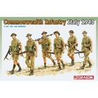 Dragon.Marco Polo . DML 1/35 COMMONWEALTH INFANTRY ITALY 43