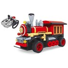 Brictek . BIC R/C TRAIN 326PC BUILDING BLOCKS