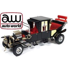 Auto World . AWD 1/18 GEORGE BARRIS MUNSTERS KOACH