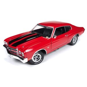 Auto World . AWD 1/18 1970 CHEROLET CHEVELLE SS