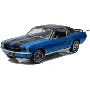 Green Light Collectibles . GNL 1/18 1/18 67 FORD MUSTANG SKI COUNTRY SPECIAL