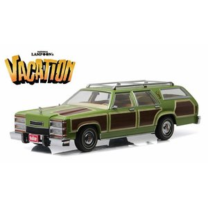 Green Light Collectibles . GNL 1/18 NATIONAL LAMPOON VACATION TRUCKSTER