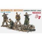 Dragon.Marco Polo . DML 1/35 DESPERATE DEFENSE KORSUN POCKET 1944 FIGURES