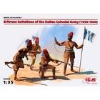 Icm . ICM 1/35 ERITREAN BATTALION OF ITALIAN ARMY