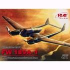 Icm . ICM 1/72 FW 189A-1 WWII