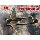 Icm . ICM 1/72 FW 189A-2 WWII