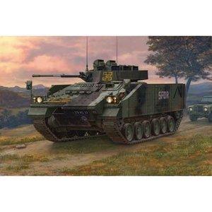 Revell of Germany . RVL 1/72 WARRIOR MCV W/ARMOR