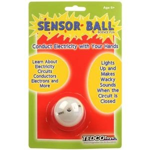Tedco (science) . TED SENSOR BALL