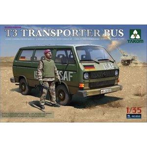 TAKOM . TAO 1/35 BUNDES T3 TRANS BUS