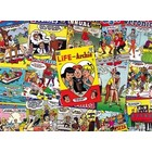 Cobble Hill . CBH Archie Covers Puzz 500Pc Puzzle