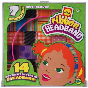 Alex Toys . ALX RIBBON HEADBAND KIT