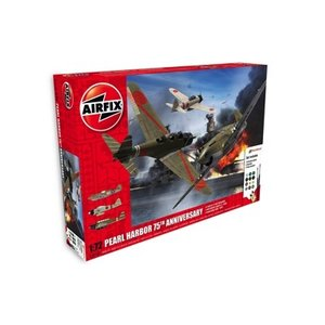 Airfix . ARX 1/72 Pearl Harbour 75Th Anniversary
