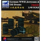 Bronco Models . BRC 1/48 WWII GER JERRY CANS