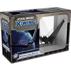 Fantasy Flight Games . FFG Star Wars X-Wing: Upsilon-Class Shuttle