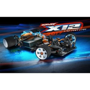 X Ray . XRY X12-2017 SPECS 1/12 PAN CAR