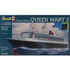 Revell of Germany . RVL 1/1200 QUEEN MARY 2