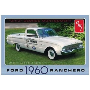 AMT\ERTL\Racing Champions.AMT 1960 FORD RANCHERO OHIO GEORGE