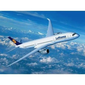 Revell of Germany . RVL 1/144 AIRBUS A350-900 LUFTHANS