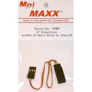 Maxx Products . MPI HITEC/JR/AIR Z 6 EXTENSION 32