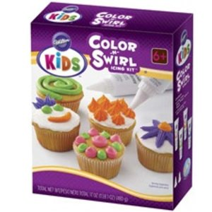 Wilton Products . WIL ICING TUBE DEC SET YBMS BRIGHT