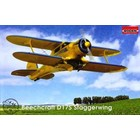 Roden . ROD 1/48 BEECHCRAFT D17S STAGGR