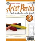 Royal (art supplies) . ROY PASTEL PAPER ASST. 10 SHEETS