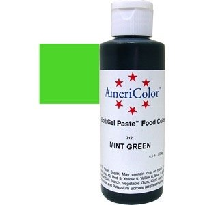 AmericaColor . AME AMERICOLOR 4.5 MINT GREEN