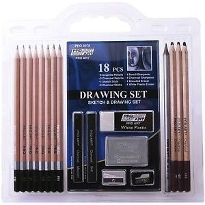 Pro Art . PAT DRAWING PENCIL SET