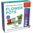 MindWare . MIW PAINT YOU OWN FLOWER POT