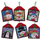 Dimensions . DMS CHRISTMAS ORNAMET CROSS STICH (6)