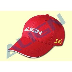 Align RC . AGN (DISC) - 3G FLYING CAP/RED
