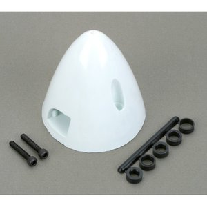 Du Bro Products . DUB 4 PIN SPINNER2-3/4 WHITE