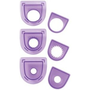 Wilton Products . WIL CUTTING INSERT SET CIRCLES