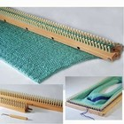 "Authentic Knitting . AKN 28"" KNITTING BOARD/PEG EXTENDR"