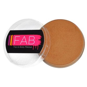 Fab . FAB AQUACOLOR TAN 16GM FACE & BODY PAINT
