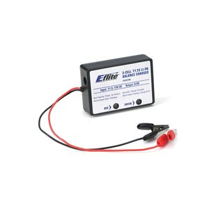 E Flite . EFL 3-CELL LIPO BLANCING CHARGER 0.8A