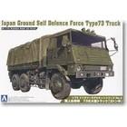 Aoshima . AOS 1/72 JGSDF TYPE 73 MIL TRANS T