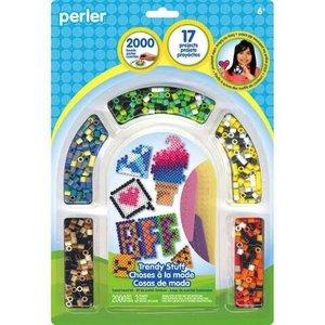 Perler (beads) PRL PERLER TRENDY STUFF